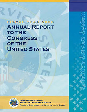 Annual Report to Congress - FY 2006