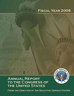 Annual Report to Congress - FY 2008