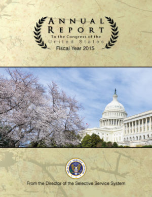 Annual Report to Congress - FY 2015