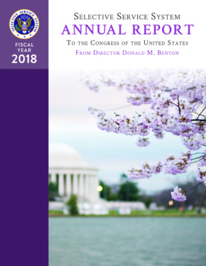 Annual Report to Congress - FY 2018