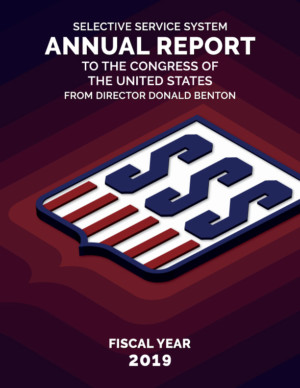 Annual Report to Congress - FY 2019