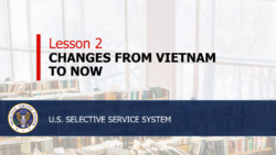 Changes from Vietnam to now lesson plan 2